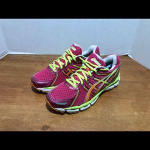 Women's ASICS Gel-Kayano 19 running shoes size 9.5